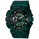 Camouflage series GA-110CM-3AJF domestic genuine mens G shock Casio watches