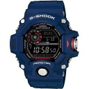 G shock MASTER OF G-man in navy RANGEMAN range man world six stations solar watch GW-9400NVJ-2JF men for electric wave