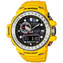 G shock watch tough solar electric wave gulf master yellow Smart Access GWN-1000-9AJF