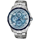Casio watch Osh holes manta aquamarine blue model MULTIBAND6 TOUGH MVT OCW-S3000P-2AJF men watch