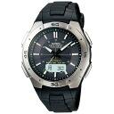 Casio WAVE CEPTOR solar radio watch WVA-470J-1AJF