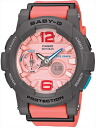 Babysit CASIO watch G-LIDE BGA-180-4B2JF domestic genuine ladies