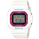 Babysit CASIO watch BGD-5000-7CJF Japan Rolex ladies