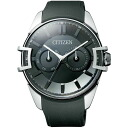 Citizen citizen watch concept model Eco-Drive EYES Eco drive Aizu black-limited AO9010-02E men
