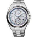 Citizen citizen watch ATTESA アテッサ Eco-Drive Eco drive solar electric wave direct flight AT8045-53A-limited model men