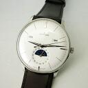 Yoon Hans JUNGHANS Meister Kalender Meister calendar self-winding watch watch 027 4200 01 domestic regular article