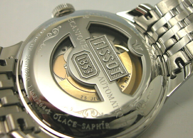 how to change the date on a tissot 1853 watch
