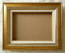 4010 frame (art frame) F10 (P10.M10) gold - new articles for oil painting