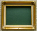 For oil painting picture frame ( B-09 ) F (0) Gold-brand new