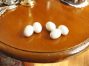 Waiting to restock ☆ ☆ miniature gadgets white egg set 5 pieces