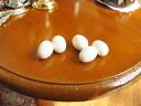 Waiting to restock ☆ ☆ miniature gadgets white egg set 5 pieces