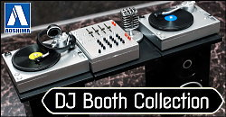 DJ ブース コレクション