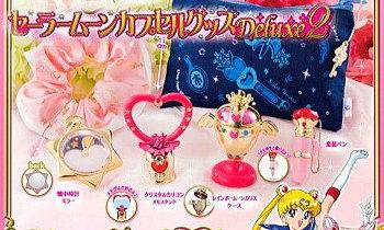 美少女戦士セーラームーン カプセルグッズ Deluxe2