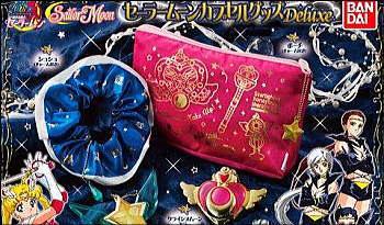 美少女戦士セーラームーン カプセルグッズ Deluxe