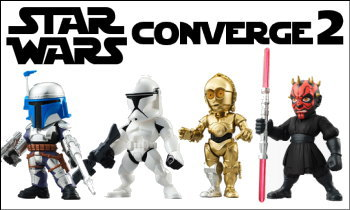 STAR WARS CONVERGE 2 (�������������� �������2)