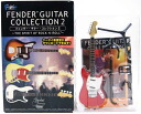 -Toys 1 / 8 Fender Guitar Collection 2 ~ THE SPIRIT OF ROCK-N-ROLL-67 Mustang Red instrument miniature semi-finished products separately