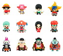 All 15 kinds of set animated cartoon figure skating finished products which do not include palpitation dot-com character heroes one piece X bread loss works Vol.2 secret
