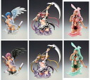 8 kinds including MEDICOS Super figure Queens brade collection figure Vol.3 secret set animated figure game completed.