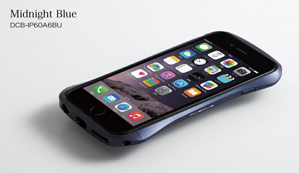 Deff Cleave Aluminum Bumper for iPhone6 DCB-IP60A6 �ߥåɥʥ��ȥ֥롼