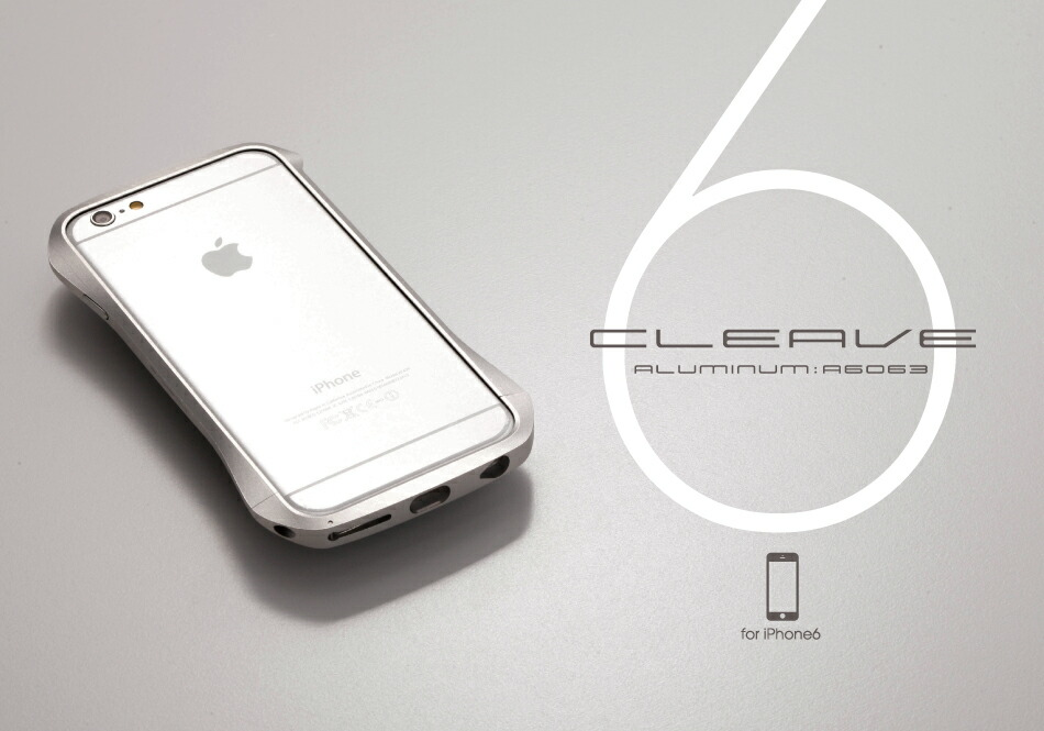 Deff Cleave Aluminum Bumper for iPhone6 DCB-IP60A6