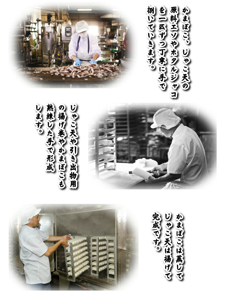 愛媛県産 田中かまぼこ【 練り物セット 】