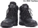 Excellent brand new U.S. SWAT tactical boots black military boots comfort!