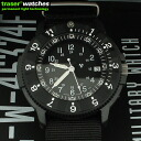 Dance fs3gmTRASER tracer TYPE6 Navigator military watch black large investigation line Qingdao wear United States explosives handling special teams use