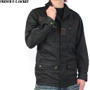 Real brand new France military f-2 jacket black