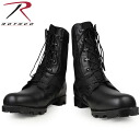fs3gmROTHCO Rosco U.S. speed race jungle boots black military boots very design, stylish dish.