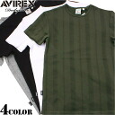 AVIREX avirex daily wear FRAISE crew neck T shirt 4 color definitely hurt is not the ultimate staple items one less ユーティリティーウェア