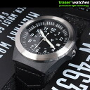 TRASER tracer military watch type 3 black top standard model is representative of the military watch models and the popular items