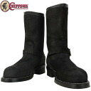 fs3gmCHIPPEWA Chippewa 91069 11 inch Engineer Boots brand synonymous with engineer boot Vibram sole Hardy also charm