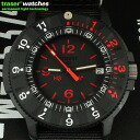 Dancing TRASER tracer TYPE6 Navigator military watch red heat lines Qingdao wearing another color version United States explosives handling special teams use