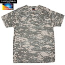 10p13dec13c.a.b.clothing cab closing COOL NICE Camo T short sleeve t-shirt ACU 6589-563 fast drying 5 x suction sweat drying features washers and even grandchildren, excels in durability