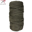 strong fs3gmROTHCO rothco 550 LB parachute cord 300 feet OD outdoor, survival essential items one degree is better to not to mention