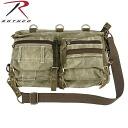 ROTHCO Rothko hardstone courier 4 Pocket shoulder bag