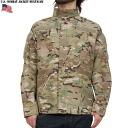 실물 신품 미군 FLAME RESISTANT COMBAT 재킷 MultiCam MultiCam 직물을 채택한 미군의 최신 2010 년 만든 차세대 장비에 대 한 새로운 タクティカルウェア