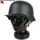 Making it a heavy steel helmet brand new Germany National Defense Army WW2 M-35 steel helmets faithfully reprinted and the weight of