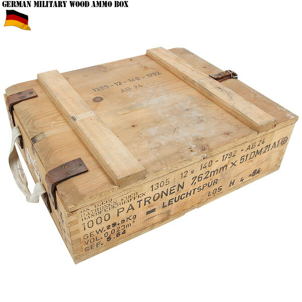 Wooden Army Ammo Boxes Wooden Ammo Box Gadgets