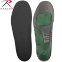 There is also nature reduces the insole tired of ROTHCO Rosco MILITARY/PUBLIC SAFETY Orthotics (insoles) for jungle boots, Welt