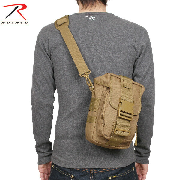 Molle Tactical Shoulder Bag 94
