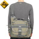 Second model of optimal size popular MF-0403 MAGFORCE magforce MF-0439 Fatboy2 Shoulderpack TanFGW highly functional, versatile, active