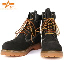 Specification of ALPHA Alpha AF1952 boots yellow BLACK street uses the manufacturing カップソール with yellow boots グッドイヤーウェルト classic