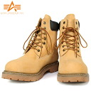 Specification of ALPHA Alpha AF1952 yellow boots YELLOW street uses the manufacturing カップソール with yellow boots グッドイヤーウェルト classic