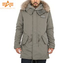 ALPHA Alpha m-51 mods coat real far A.GREEN modern m-51 mods coat in stock fur with real far, produce gorgeous neck girth