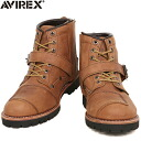 fs3gmAVIREX avirex AV2931 TIGER buckle boots Crazy Horse YAMATO mid cut model detachable fun and happy biker specifications