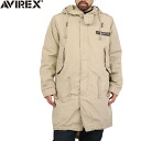 Through the filter of AVIREX-avirex BASIC m-51 mods coat khaki AVIREX was reprinted sticking to reproduce every detail military staple design one of unchanging BASIC line 1