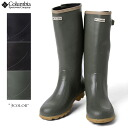 Columbia Colombia YU2518 RUDDY rain boots outdoors and outdoor festivals of course Taunus rainy day gardening and outdoor range from use convenience items