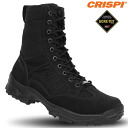 """Made in ITALY"" with ideal conditions is CRISPI Krispy DESERT GTX SWAT tactical boots BLACK comfortable, excellent movement, waterproof and high durability to meet boots GORE-TEX"