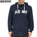 HOUSTON Houston WIP monopoly sale U.S.ARMY military sweat parka NAVY popular sweatshirts series awaited in the WIP monopoly model of development